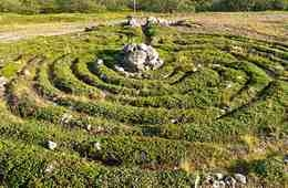 Seids and Labyrinths