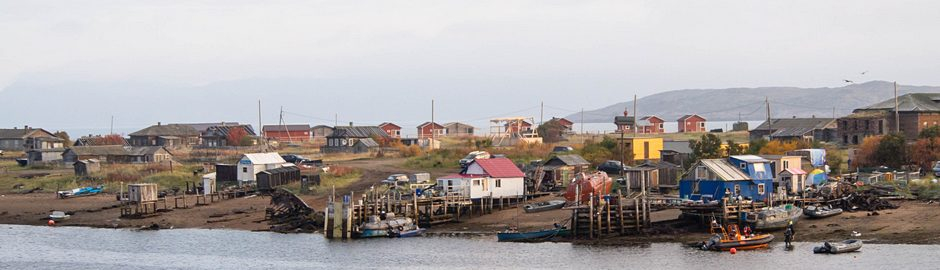 Discover the Kola Peninsula in Summer