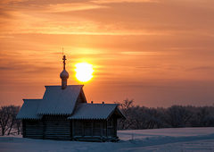 Winter Tour to Kizhi