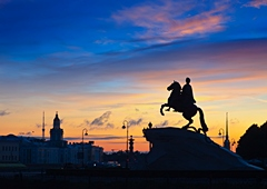 St. Petersburg Private Walking Tour