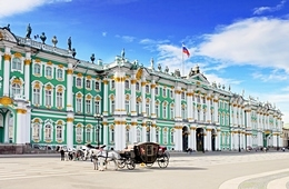 The Hermitage and Winter Palace