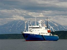 "Motorship ""Spirit of Enderby"""